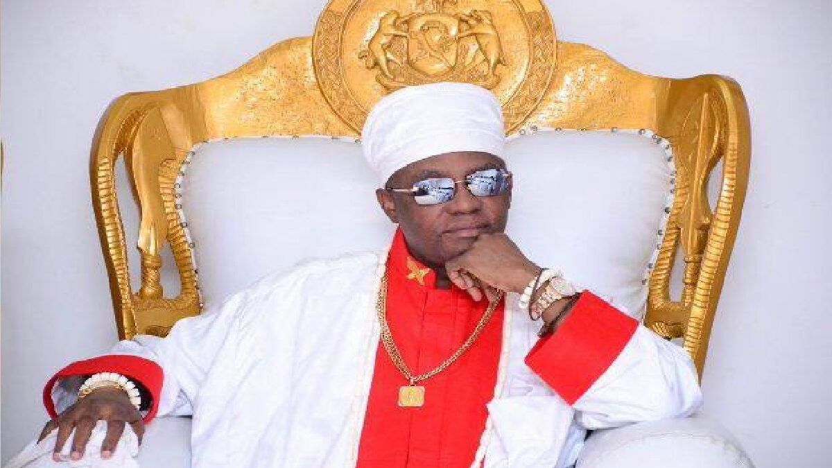 Photo of Why Obaseki was not removed from the post of Governor-Oba of Benin(video)