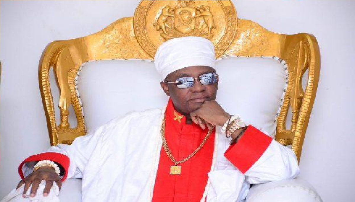 Why Obaseki was not removed from the post of Governor-Oba of Benin(video)