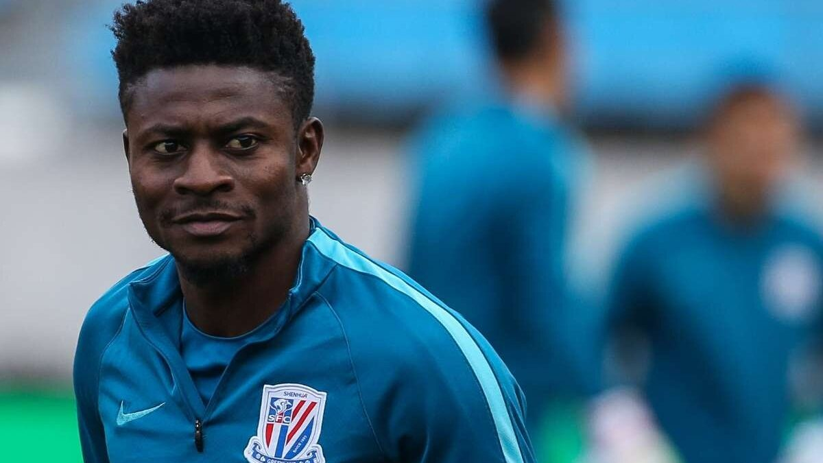 Photo of Chinese club sign Obafemi Martins to replace Manchester United loanee Ighalo