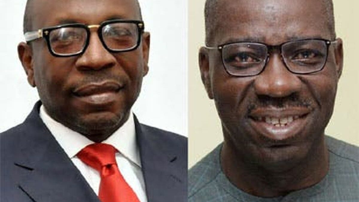 Photo of Edo 2020: I will not resort to lawlessness like APC, says Obaseki