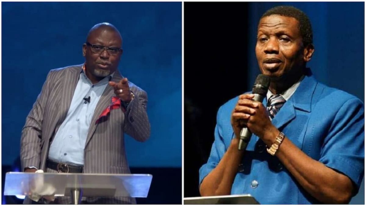 Photo of Popular RCCG pastor who served for 30 years resigns