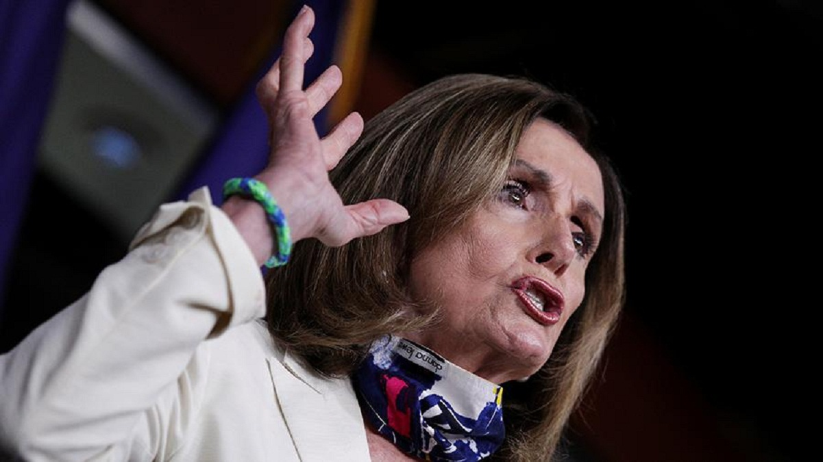Photo of Pelosi has accused Trump in a crisis situation with coronavirus