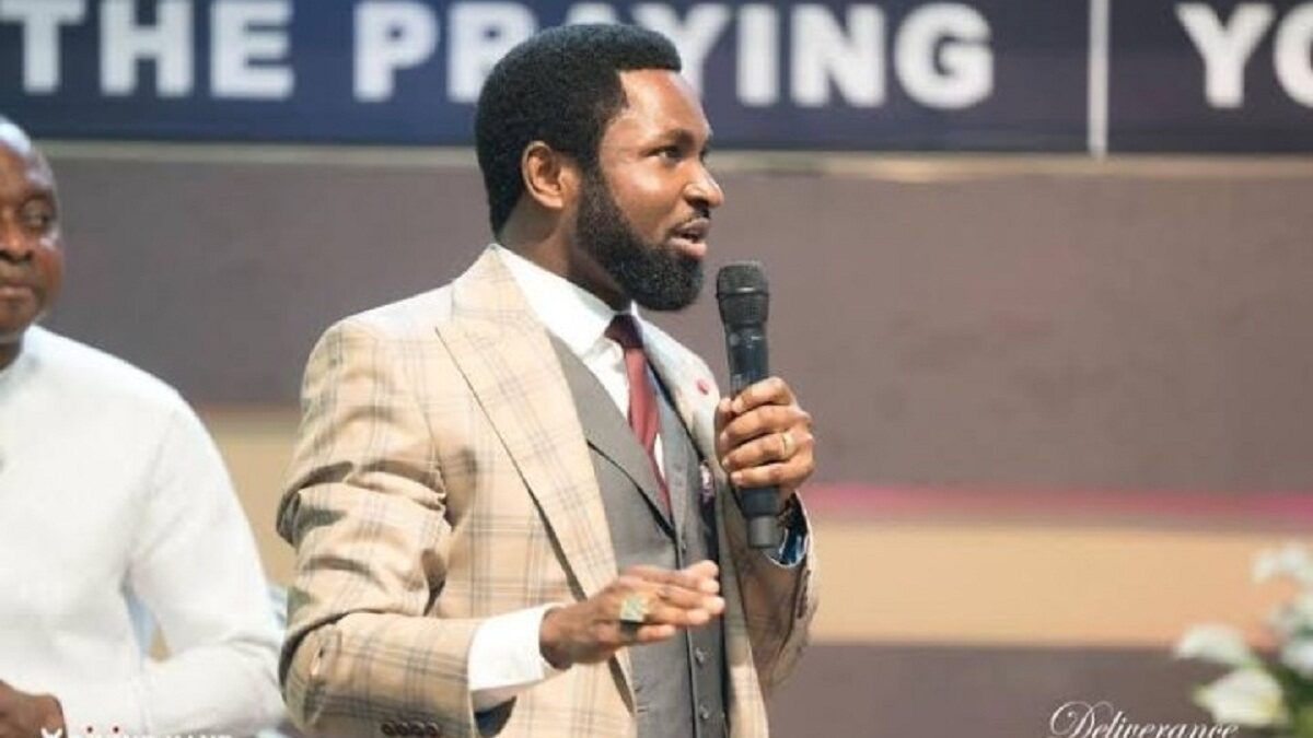 Prophet Omale Denies Allegation of Buying Property In Dubai On Behalf Of Magu