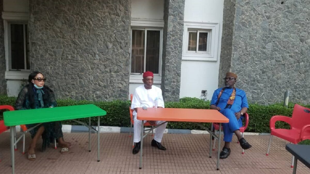 Members of Southeast APC NASS Caucus meet (photo)