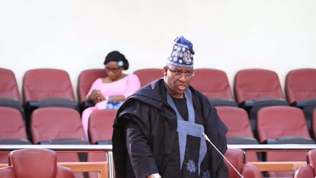 Photo of BREAKING: Lagos lawmaker, Tunde Buraimoh dies