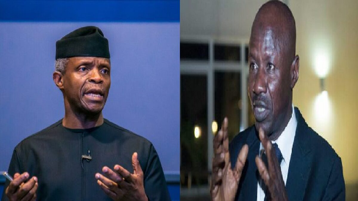 Photo of Ibrahim Magu speaks from detention, reveals full details about Osinbajo's N4 billion controversy