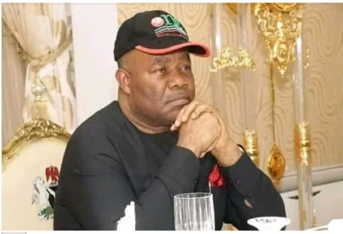 Niger Delta Affairs Minister Godswin Akpabio linked contacts provided by the Niger Delta Development Commission, NDDC, to members of the National Assembly,