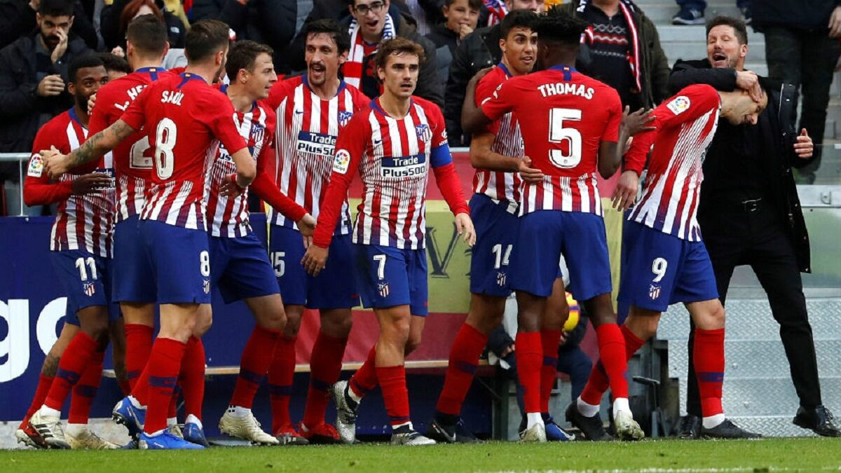 Photo of Morata's brace helps Atletico win over Mallorca