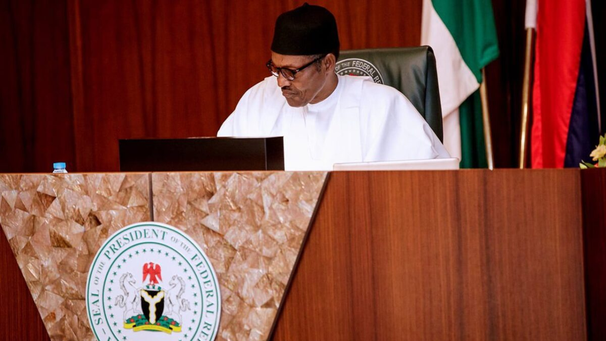 Nigeria would be in trouble if we hadn't convince people to return to agriculture- Buhari