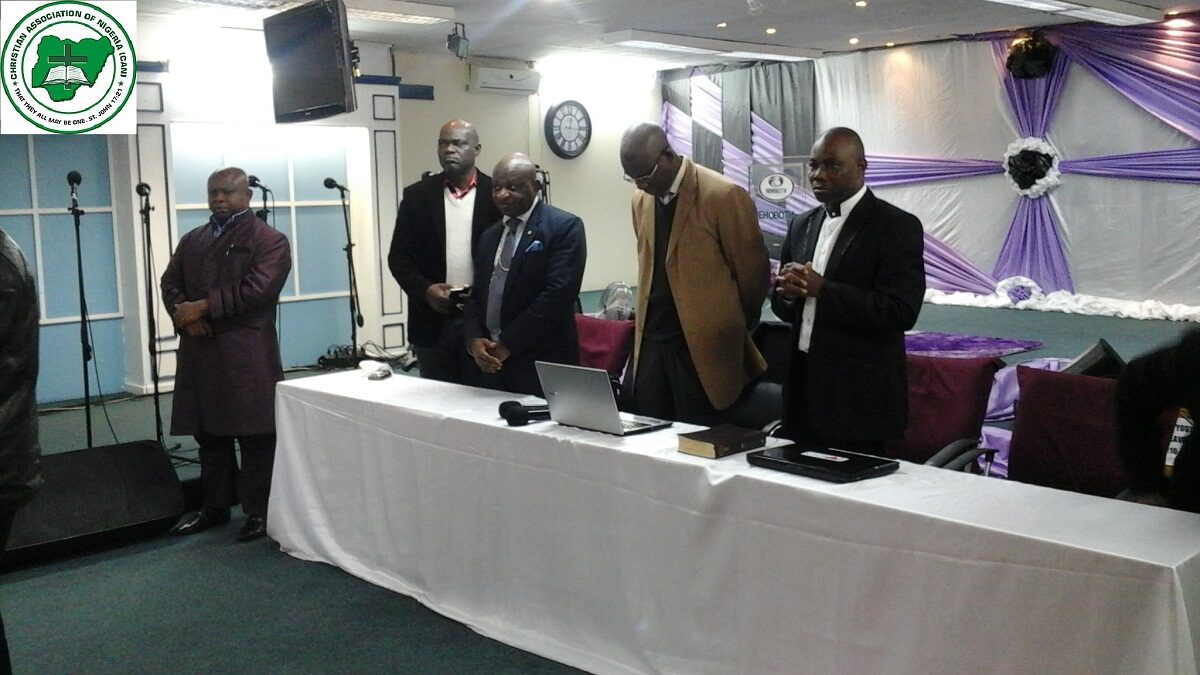 Photo of Just In: CAN releases update on meeting with Ekiti State Govt