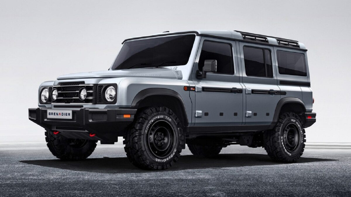 Photo of INEOS Grenadier SUV: this could be the Defender