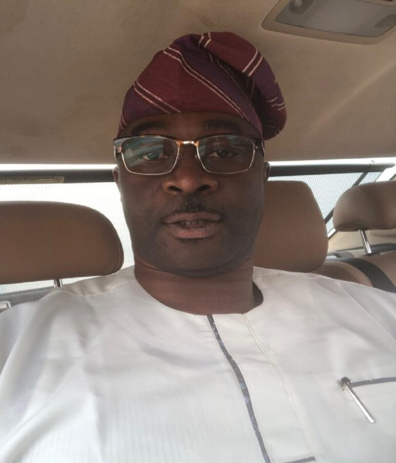 Ajijola a gentleman, an exceptional leader, and a boss. The boss manages people when the leader trains them.