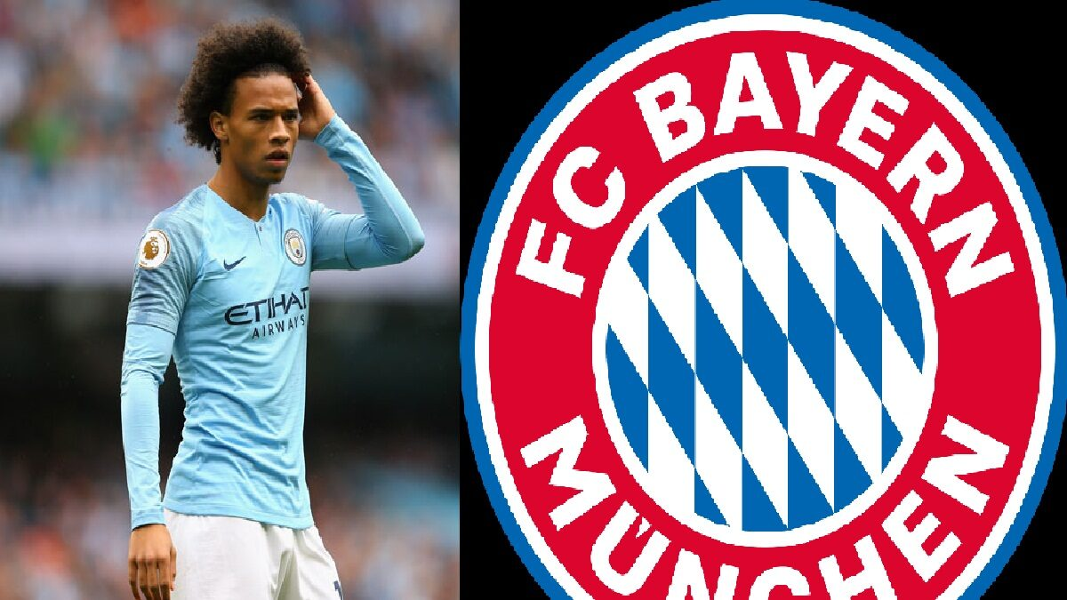 Bayern Munich have completes the signing of Man City Winger