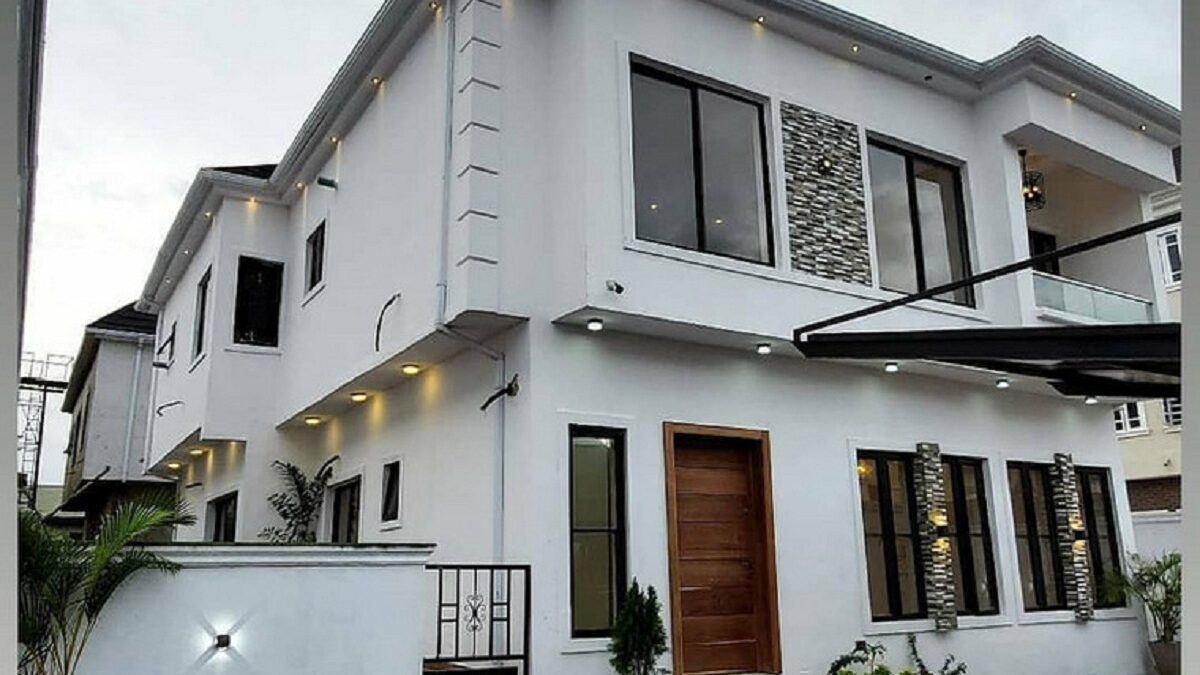 Photo of Naira Marley acquires new house in lekki,shares photos