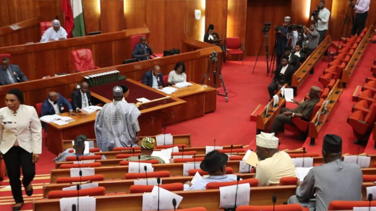 Nigerian National Assembly abuse of Job scandals