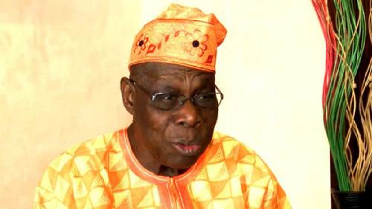 Here's how to wrest power from the older generation - Obasanjo advises African youth