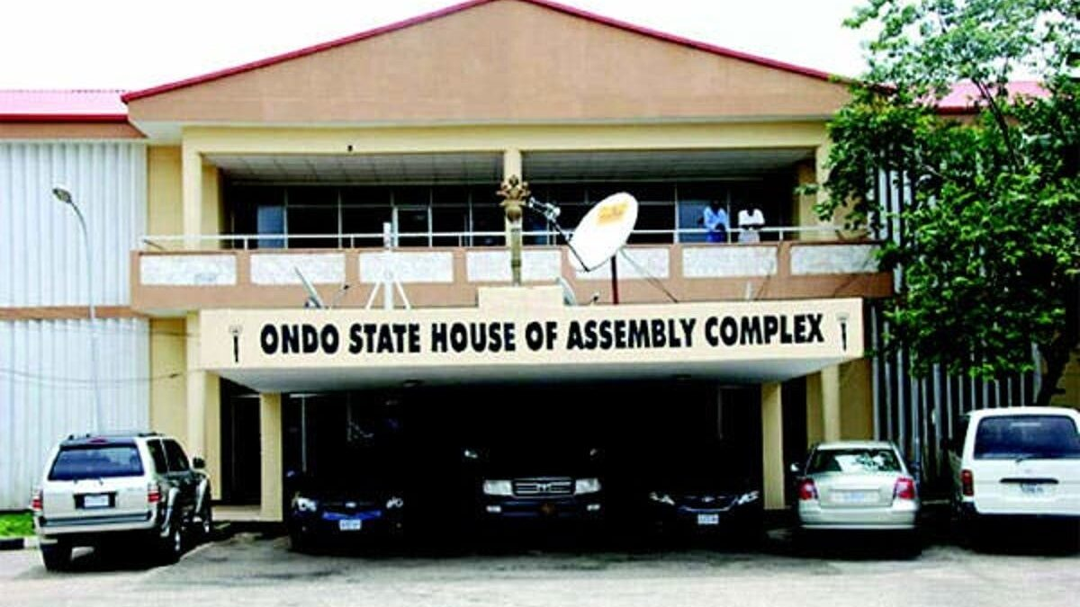 List of 9 Ondo lawmakers that pull out of impeachment process against deputy gov