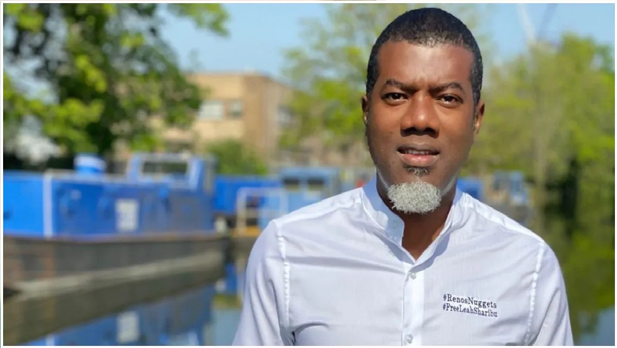 Some sinners have a greater love than those who go to Church - Reno Omokri, gives reasons