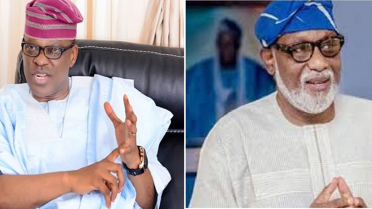 Photo of BREAKING: Mass defection looms in Ondo PDP to APC