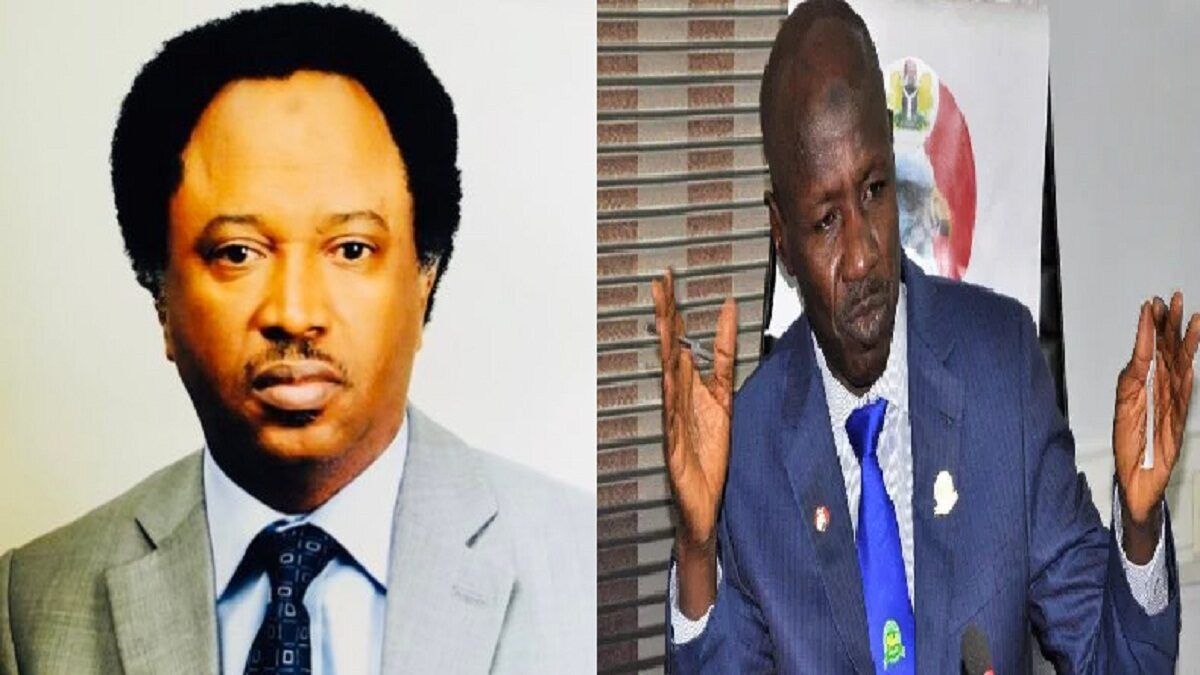 Photo of Shehu Sani mocks Magu, says power is temporary