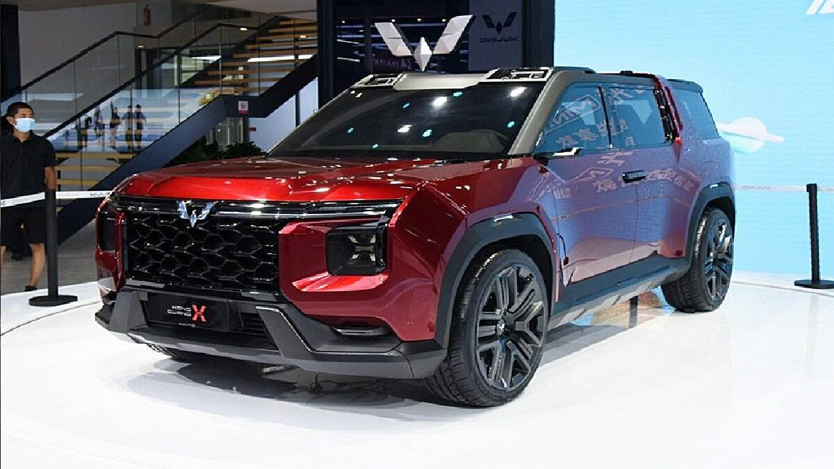 Wuling Hongguang x crossover: with an eye on export