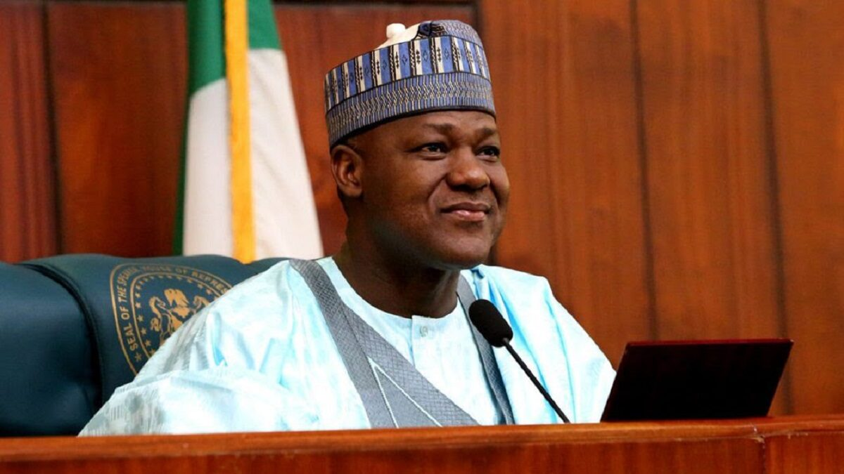 Photo of Yakubu Dogara speaks about defection, reveals why he dumped PDP for APC