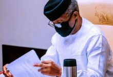 Photo of Osinbajo Opposes Anonymous ownership of Companies