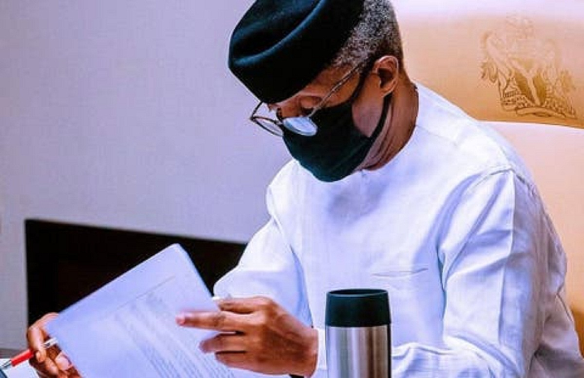 2023 Presidential Election: Osinbajo reveals he plans to focus on Nigeria