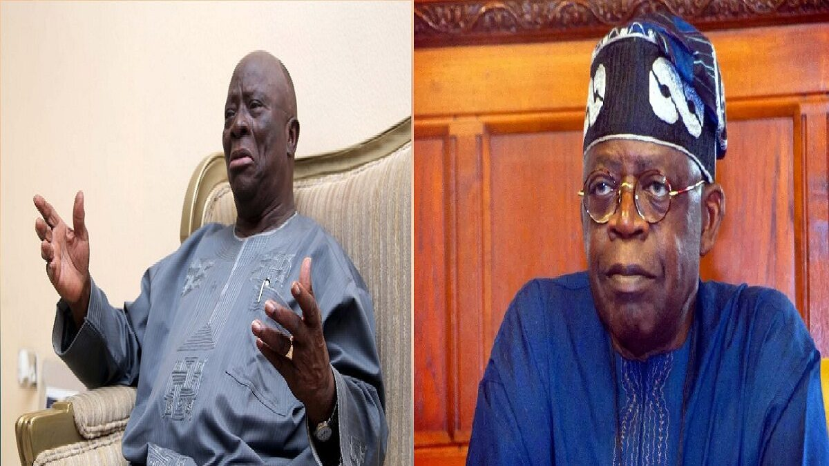 Why I Am Against Tinubu Presidency In 2023 - Ayo Adebanjo
