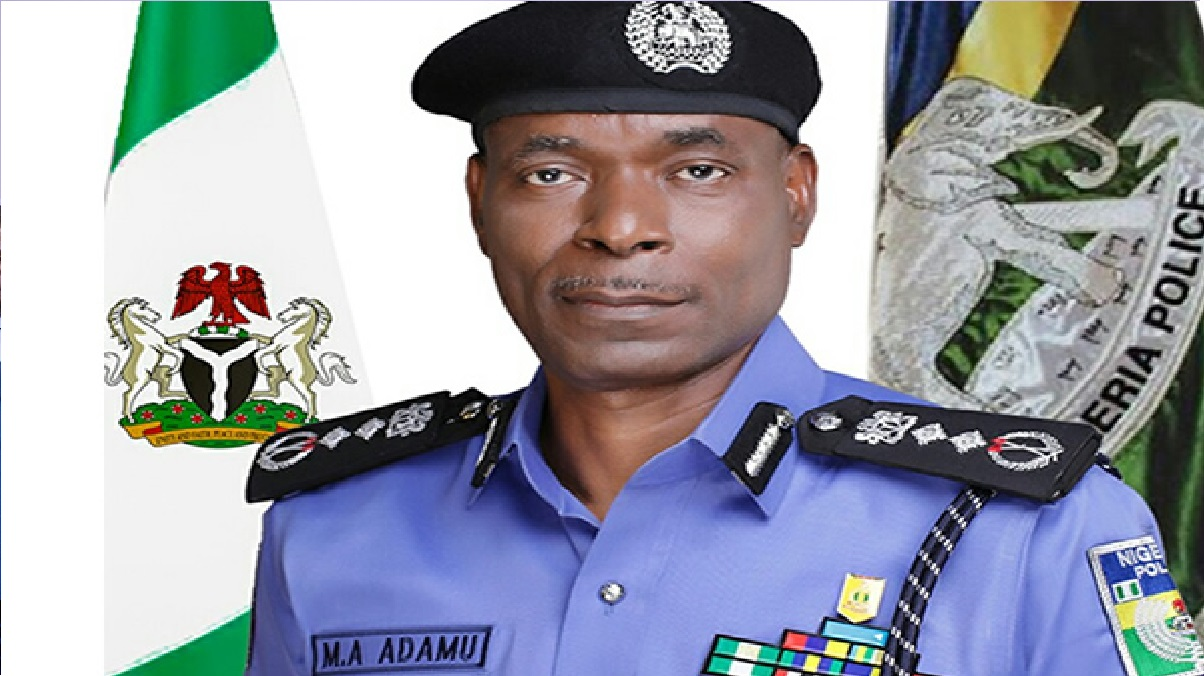 "Mohammed Adamu, Inspector General of police (IGP), says that banditry in the Northern region has an ""international dimension."""