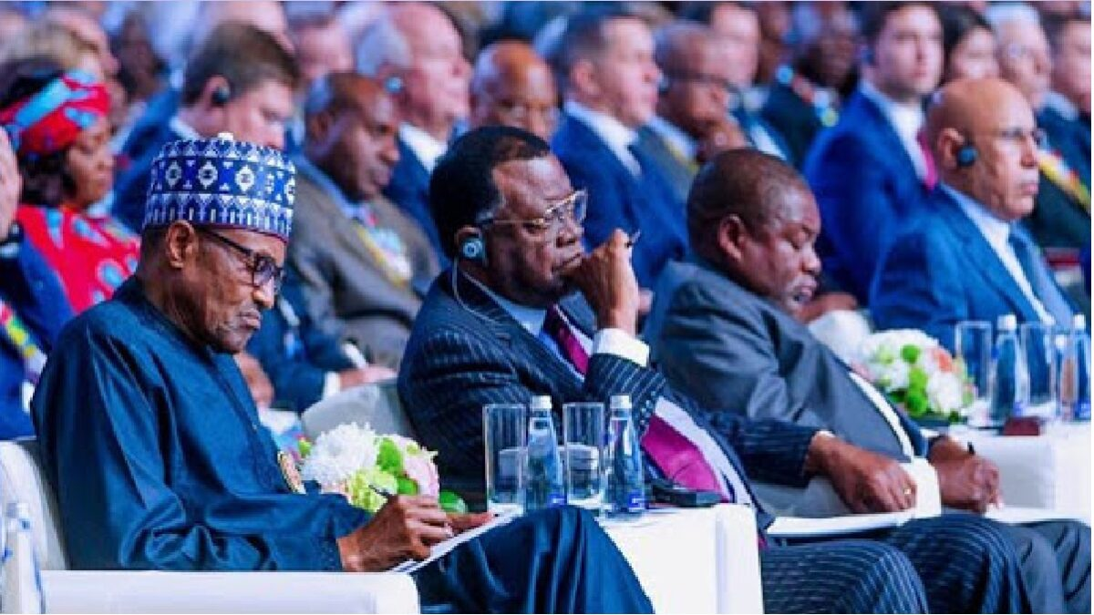 Mali Crisis: Buhari, Other West African Leaders Meet at Aso Villa