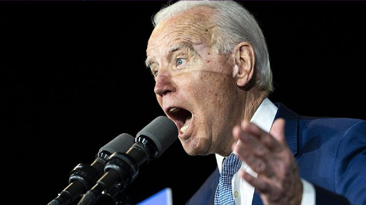 Photo of Biden said the US is ready to eradicate systemic racism
