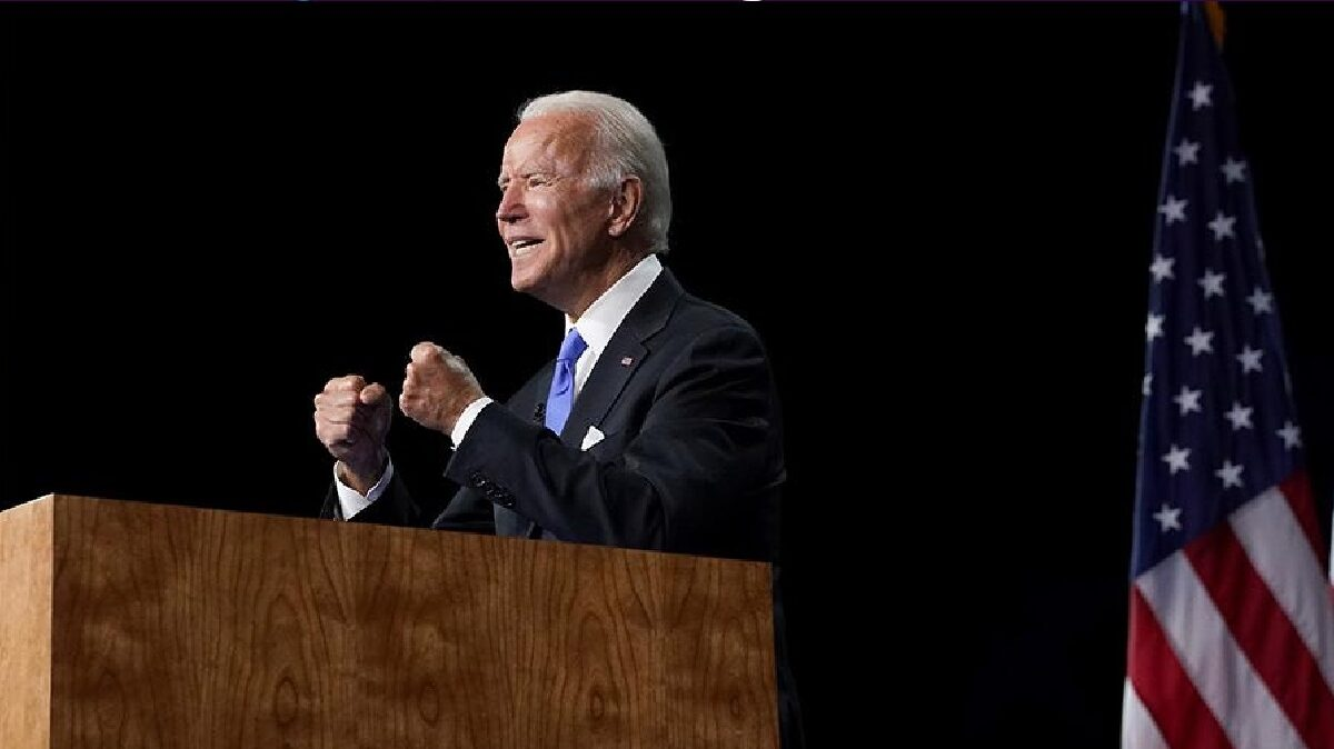 "Photo of Biden promised not to tolerate ""Russian payments for the lives of Americans"""