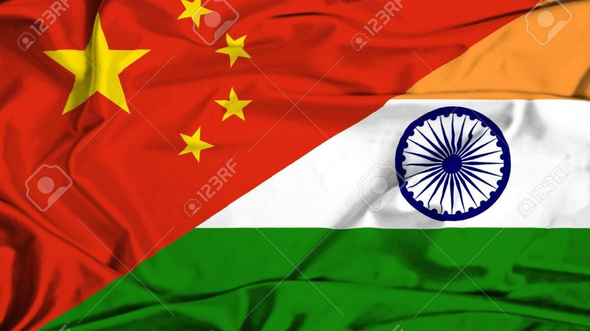 China has accused India of violating the territorial sovereignty