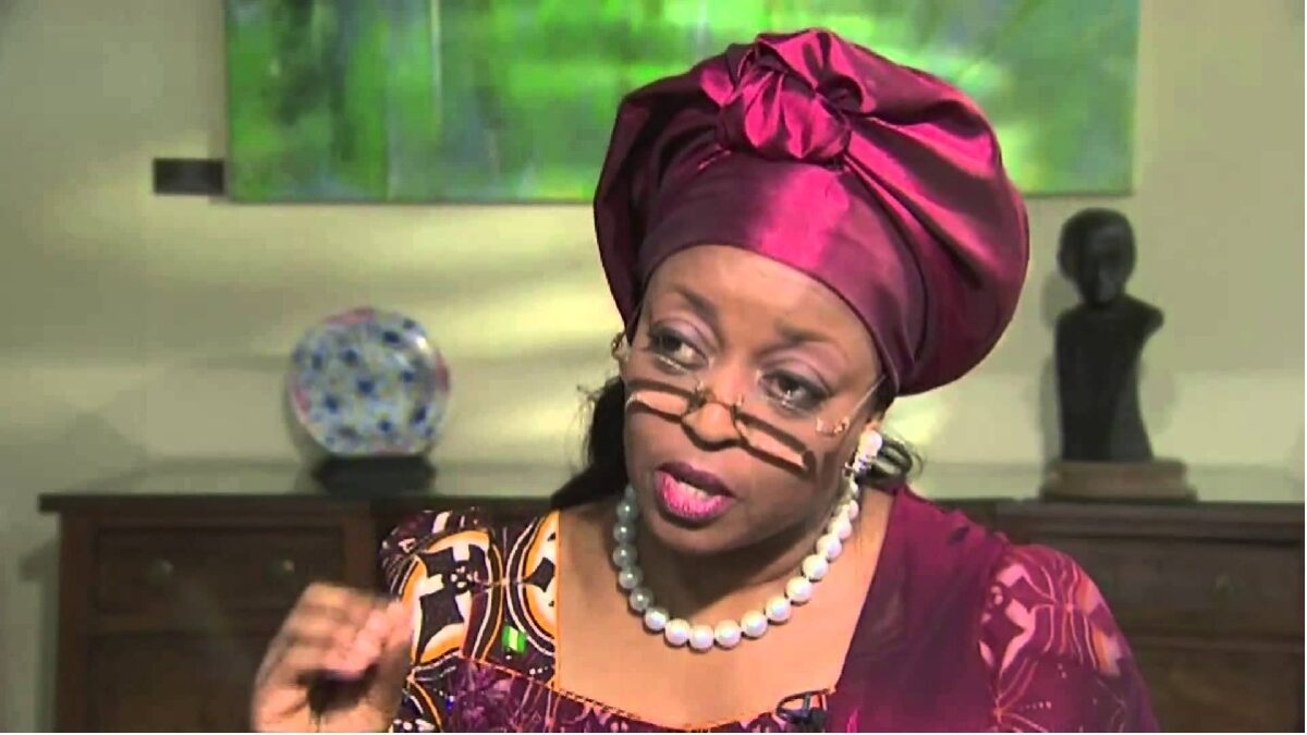 A former Minister, Diezani Alison-Madueke, on sunday, August 9, said Internet scammers, also known as Yahoo boys, have become a role model in Nigerian society. Diezani