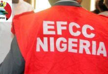 """Lawyers giving evidence in the Magu investigation """" detained by EFCC'"""