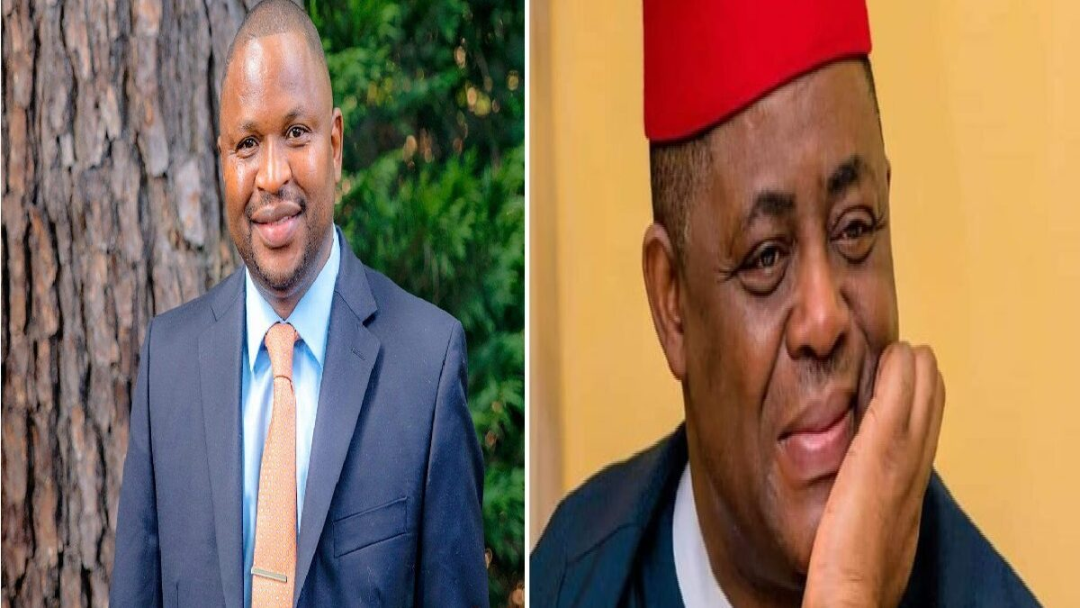 "Photo of Fani-Kayode: All Great Journalists Are ""Rude"" by Farooq Kperogi"