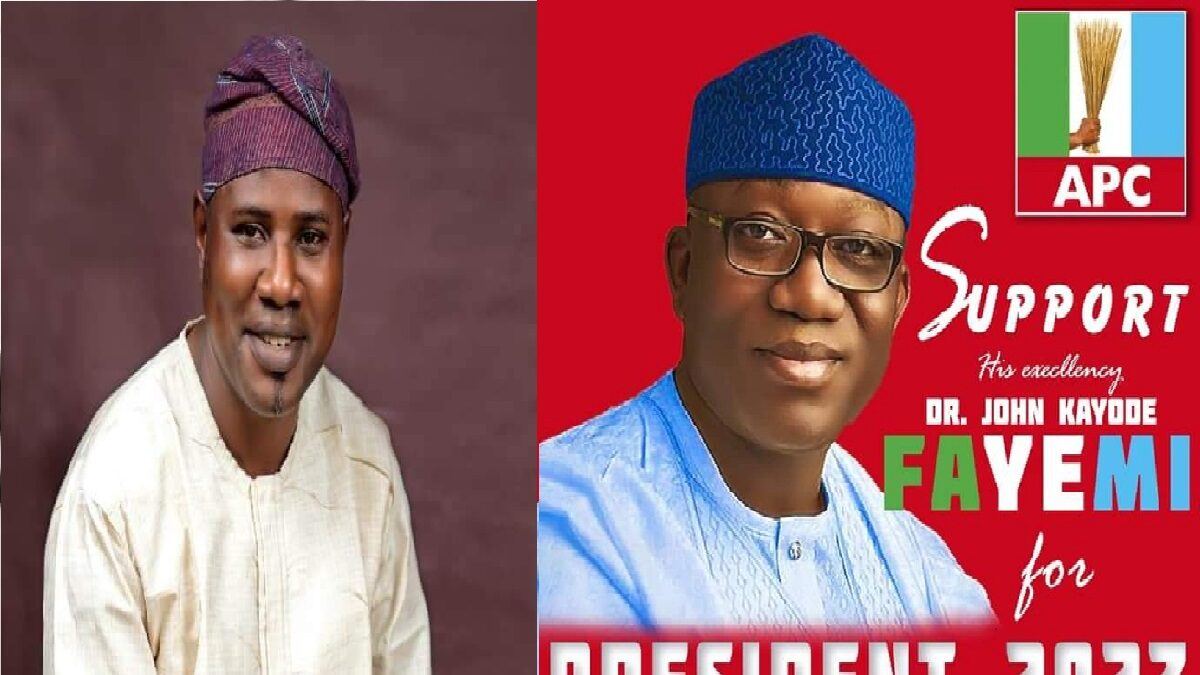 Photo of Ekiti house of Assembly suspends Council Chairman over Fayemi Election Campaign posters