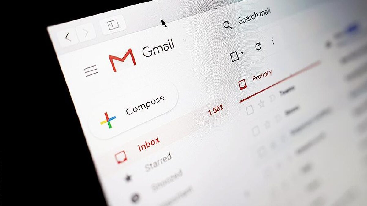 Photo of Users reported crashes in Gmail