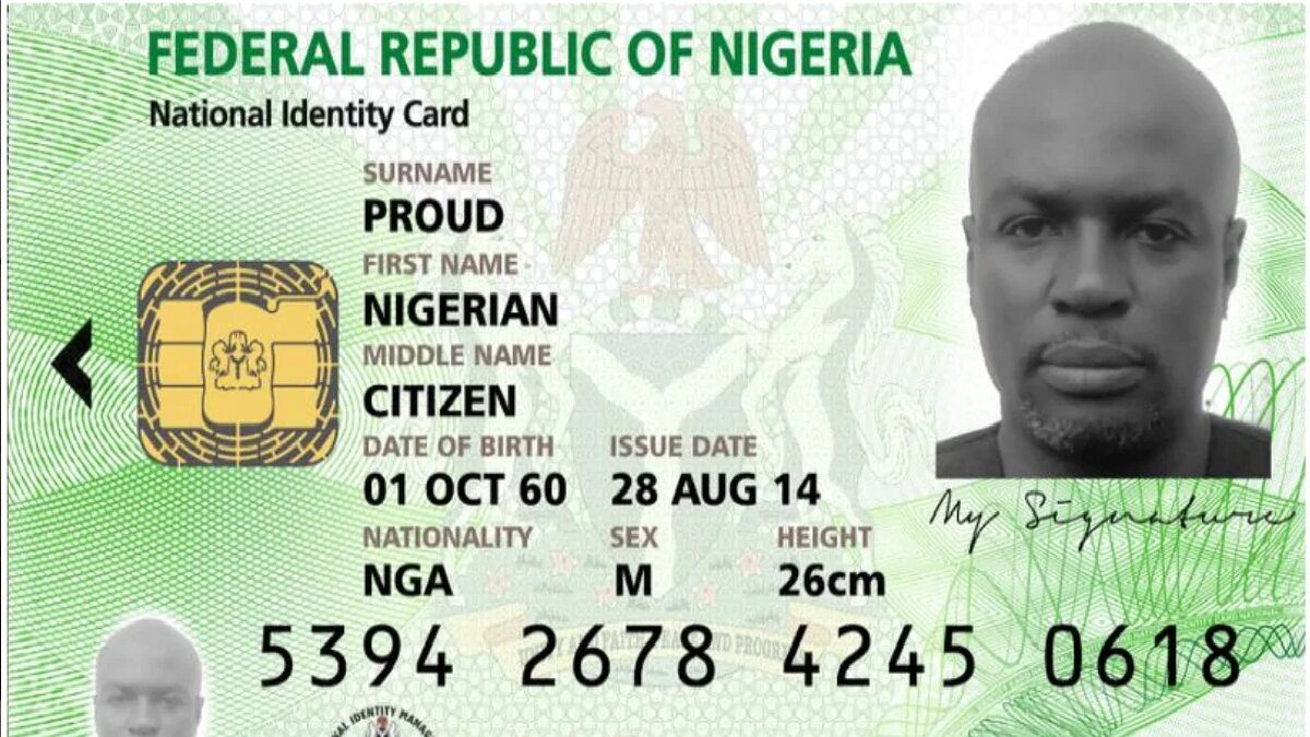 How to check your digital identification number