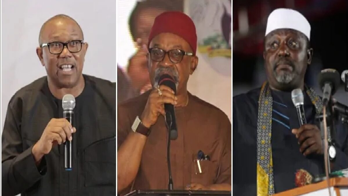 Photo of 2023: the race for Igbo President begins with the names of 11 candidates appearing (see list)