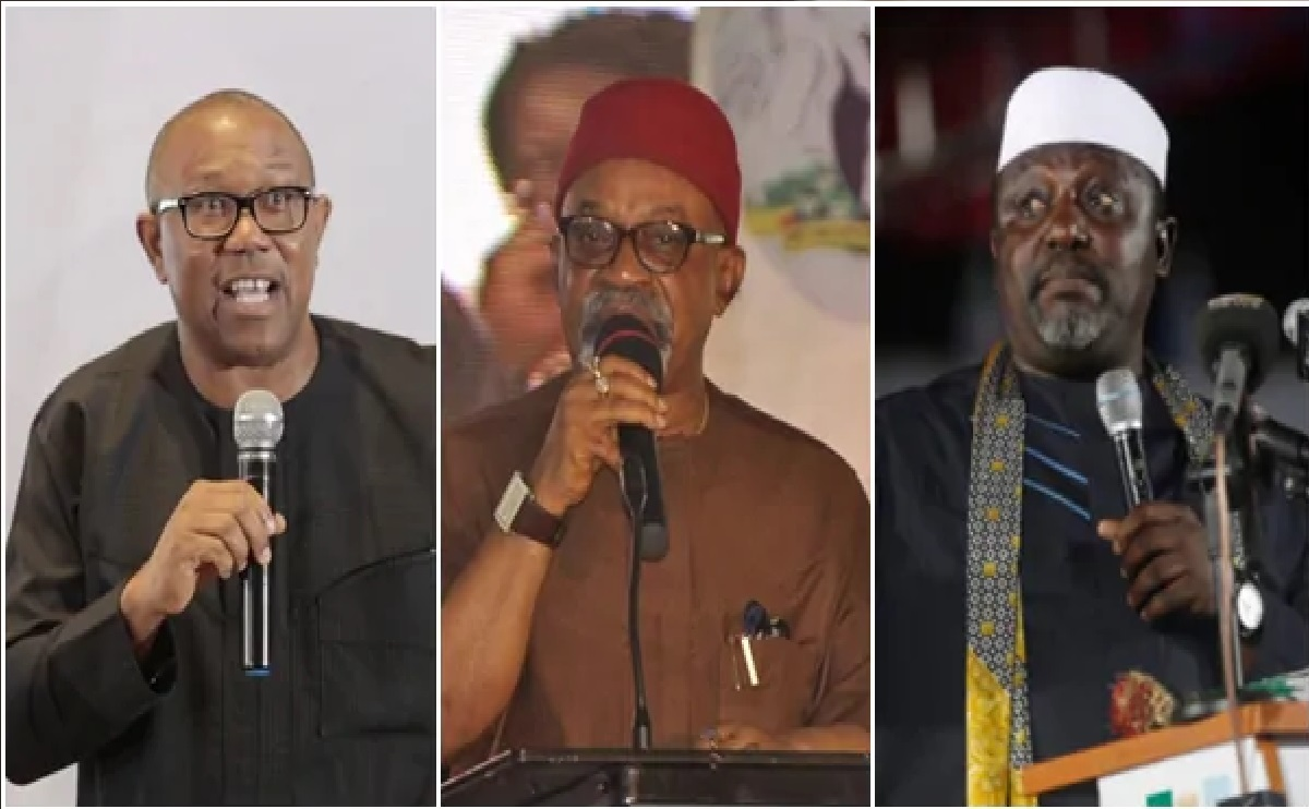 2023: the race for Igbo President begins with the names of 11 candidates appearing (see list)