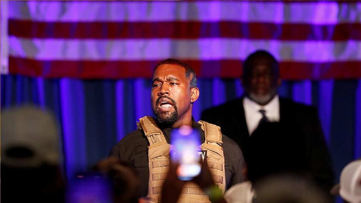 Photo of Kanye West reapplies for US presidential elections