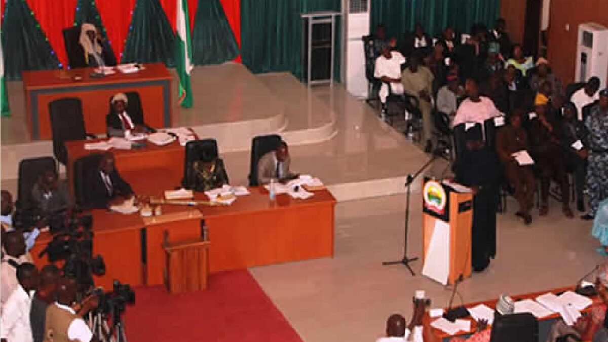 Fayemi to reshuffles commissioner, submits nominees to House of Assembly