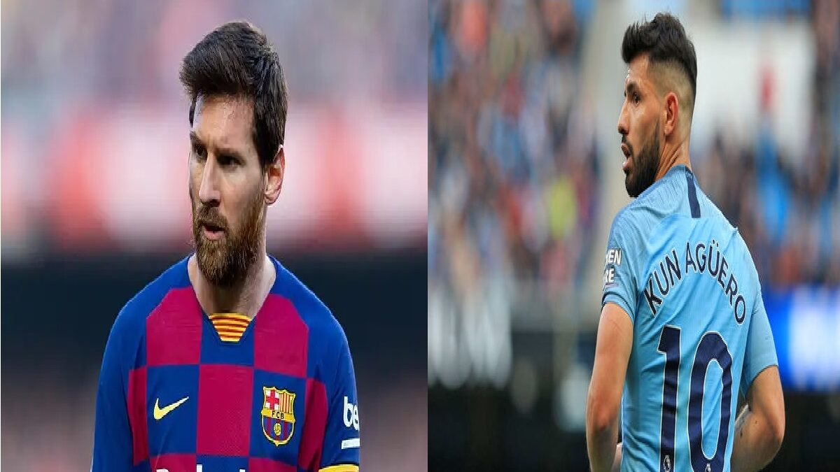 Messi Is Likely To Move To Manchester City As Aguero Removes Number 10 From Instagram