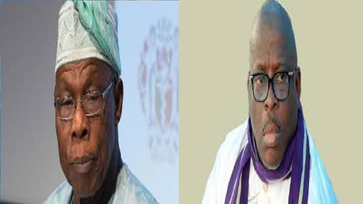 Photo of Kashamu avoids justice, could not escape death-Obasanjo