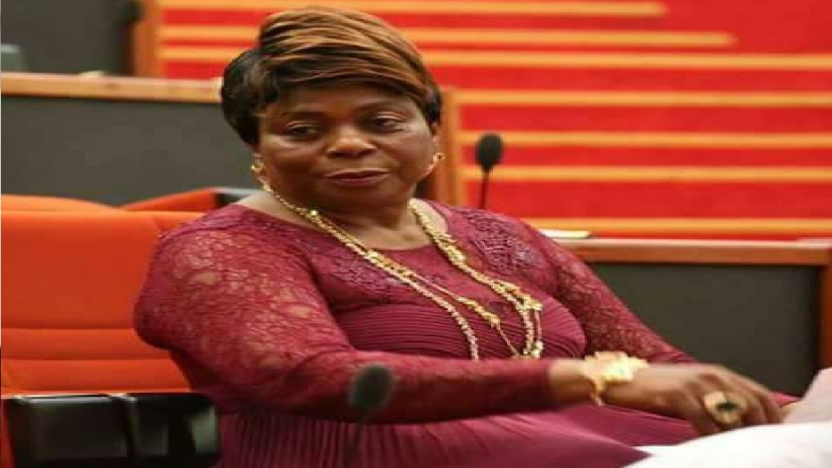Photo of Ekiti PDP crisis: Why I am promoting a faction ― Senator Olujimi
