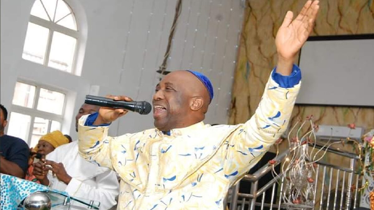 Primate Ayodele releases Prophecy on Edo gubernatorial Election Winner