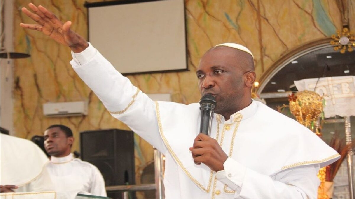 Photo of Primate Ayodele releases Prophecy on Edo gubernatorial Election Winner