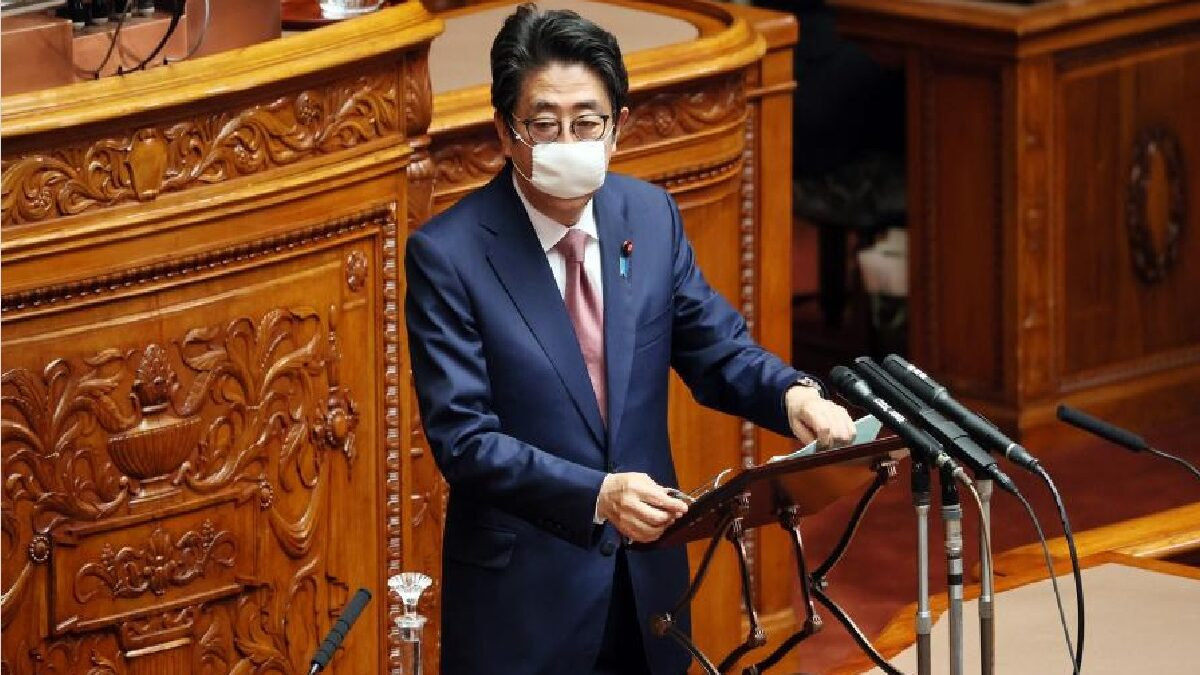 Japanese Prime Minister Abe to resign